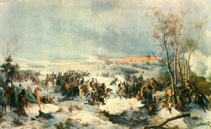 The Battle of Krasnoi