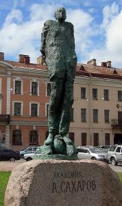 Andrei Sakharov Monument