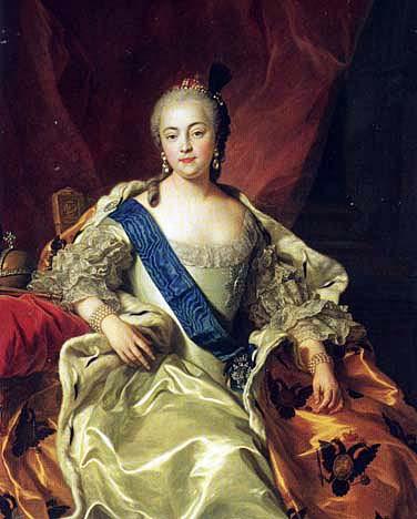 Elizabeth I of Russia