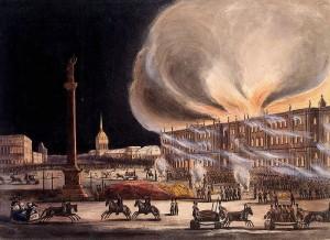 Winter Palace Fire